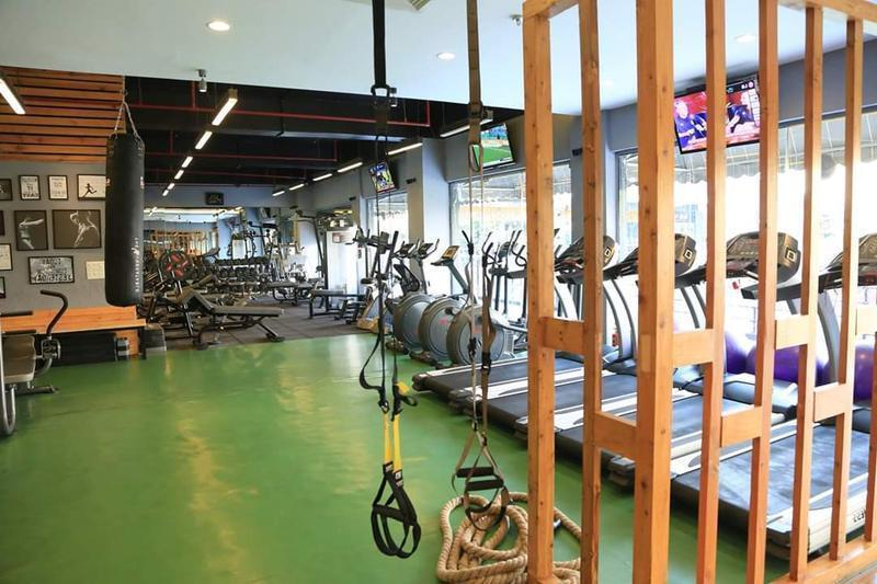 Gym for Sale in Gurgaon, India
