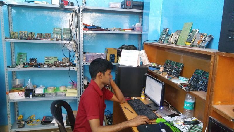 Computer Hardware Business Seeking Loan in Bangalore, India