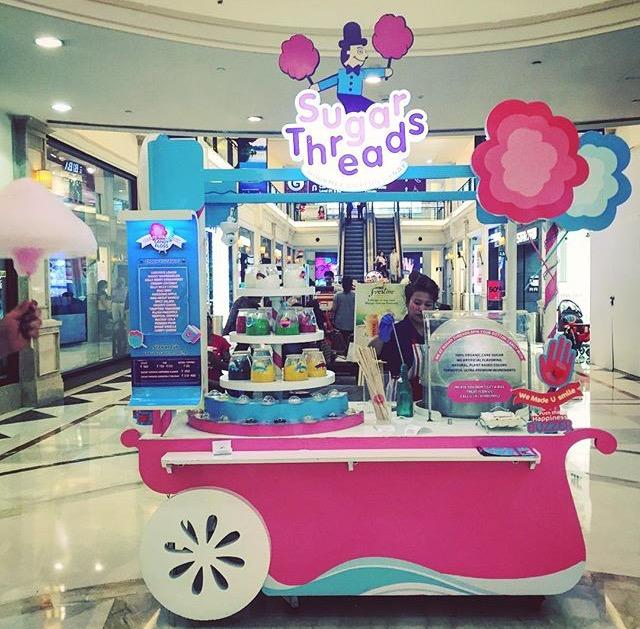 Sugar Threads Gourmet Cotton Candy Franchise Opportunity