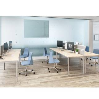 Manufacturer of office furniture with 5+ resellers and an average monthly sales of EUR 80,000.