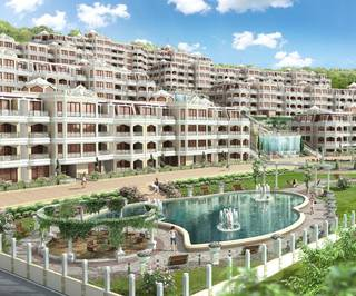 Investment project for an Elite residential complex with sea view located in Varna, Bulgaria.