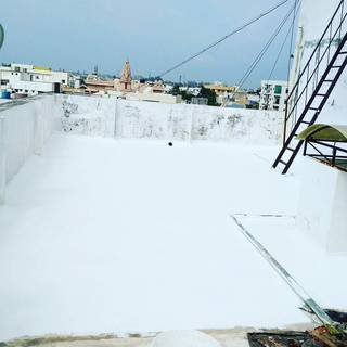 Business providing waterproofing services, seeking funds to begin selling their own brand of waterproofing chemical.