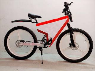 Electric vehicle startup company building electric bicycles and electric bikes.