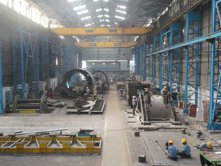 Industrial equipment fabrication for power plants, cement, mining and railways, having 30 years of market presence.