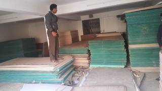 Wholesale & traders of plywood & lamination products located in Kathmandu seeks funding.