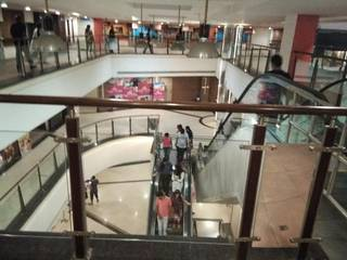 For Sale: Fully Operational Shopping Mall having visible brands with Multiplex and Food Court.