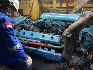 Business providing ship repair services having completed 3 projects with 5 more underway.