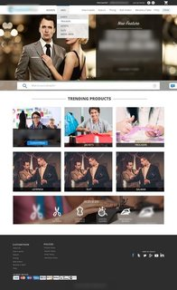 Bangalore based aggregation platform for custom clothing catering to both B2B and B2C segments.
