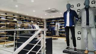 For Sale: 3 franchise stores of Van Heusen, Louis Philippe, and Allen Solly in Pune.