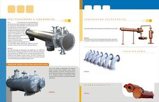 Designers and manufacturers of Process Equipment's for refineries, power sector etc.
