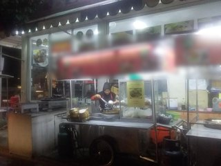 For Sale: Restaurant serves halal Thai, western and street food and operates 24 / 7.