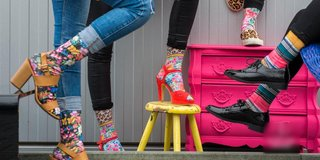 For Sale: E-commerce website that sells trendy fashion printed socks designed in Holland.