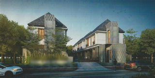 Newly built gated compound consisting of 6 luxury housing units having 5 bedrooms.