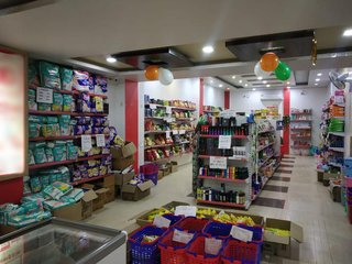 Departmental store in Raebareli selling daily home essentials seeks investment for expansion.