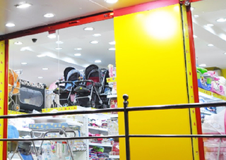 One of South India's largest chain of baby stores with more than 43 outlets.