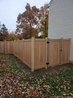 Construction company providing fencing & kitchen remodeling solutions to residential and commercial properties.