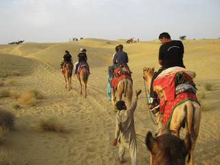 Start-up adventure touring company in New Delhi seeks investment for business growth.