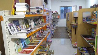 Retail store based in Bangalore selling books, stationery, gifts and toys, receiving 15-20 daily customers.