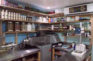 For Sale: Cosmetic production lab that specializes in organic body-care products.