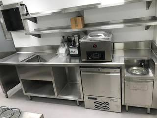 Manufacturer of stainless steel commercial / industrial kitchen equipment, seeking funds to set up a new division.