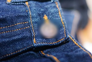 Clothing company that sells own branded denim clothing and having a strong online presence.