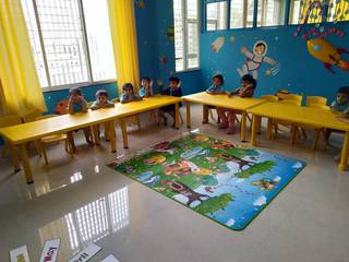 International preschool and daycare centre with 150 students looking to start a formal school.