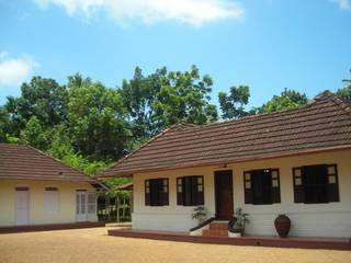 For Sale: Heritage land and home-stay with a total area of 7 acres in Alappuzha.