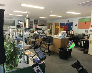 For Sale: Company provides custom printing solutions to businesses and the community.