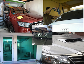 Business involved in the detailing and repair of automobiles in the Philippines seeking a loan.