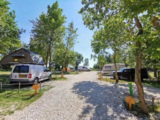 Campground in the heart of Istria surrounded by beautiful nature.