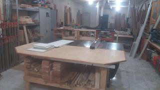 For Sale: Well established, profitable, and reputable custom cabinet and furniture woodwork business.