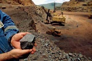 Lucrative iron ore mining business with immense growth potential.