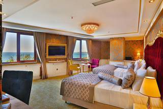 For Sale: Luxury 5+ year hotel in Istanbul with 37 rooms, restaurants and spa centre.