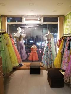 For Sale: Patan based clothing boutique store receiving 20 customers per month.