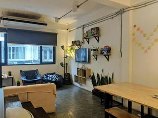 For Sale: Hostel business in Bangkok, receiving 130 guests per month, and having strong online customer ratings.