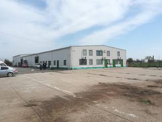 For Sale: Non-operational slaughterhouse with well equipped processing machinery, fridges and assets.