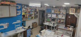 Trader of sewing machines and other spare parts with 2 registered brands selling 3-4 units/daily.