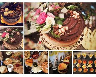 Company led by an artisan baker catering to high end events for a niche market in Dhaka.