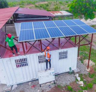 Popular solar energy equipment supplier and installer in Haiti seek funds to purchase more stock.