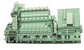 Company providing procurement, maintenance, and repair services for marine engine spare parts.