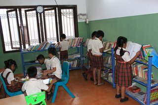 Chennai based CBSE school with 104 students until 5th standard seeks an investor.