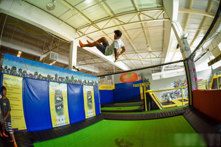 For Sale: Profitable and fully operational trampoline sports and entertainment business.