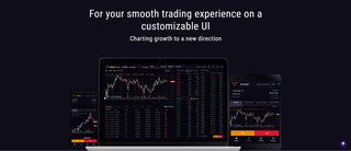 Highly advanced cyptocurrency trading platform with 10,000/monthly visitors and 10 new registrations daily seeks investment.