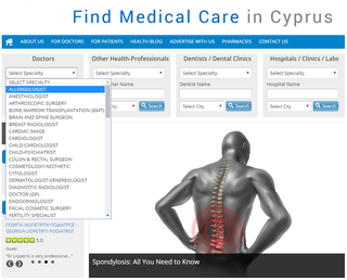 For Sale: Online medical platform to discover and book doctors from over 1,000 health professionals.