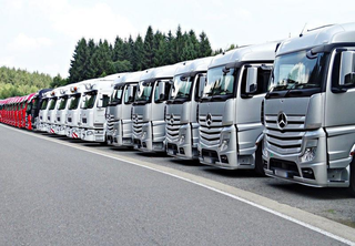 Established national and international freight transport company that has been operational for 18 years.