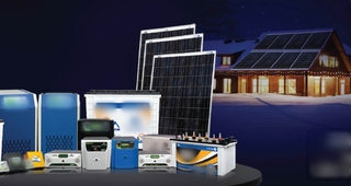 Manufacturer of solar products based in Gurgaon that sells products in India and Middle East market.
