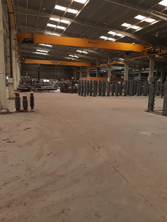 For Sale: Nashik based non-operational porcelain insulator manufacturing unit which is also suitable for warehousing.