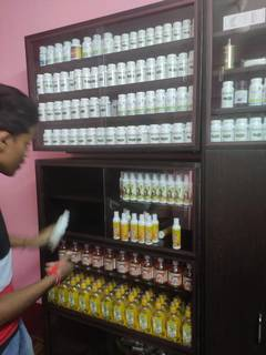Company manufactures ayurvedic and hygiene products seeks funding to start an E-commerce platform.