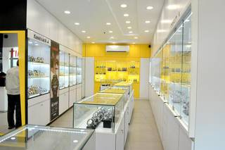 For Sale: Well established retail store selling branded watches in Vadodara.