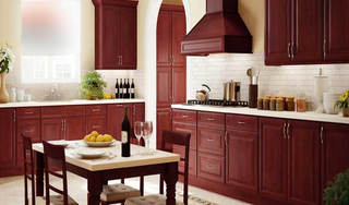 Wholesaler & retailer of kitchen cabinetry & bathroom vanities having more than 100 clients.